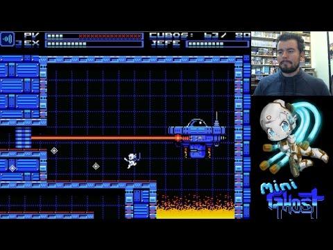 MINI GHOST (PC) - Un pequeño Metroidvania de mucha calidad    Gameplay en Español