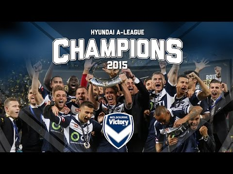 Melbourne Victory | Champions of A-League 14/15