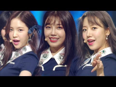 """""""EXCITING"""" A Pink - LIMA @ Popular Inkigayo 20170709"""