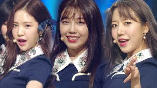 《EXCITING》 Apink (에이핑크) - FIVE @인기가요 Inkigayo 20170709