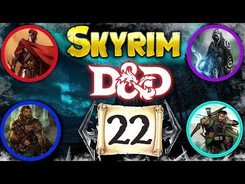 SKYRIM D&D ROLEPLAY #22 (CAMPAIGN 2) S2E22 thumbnail