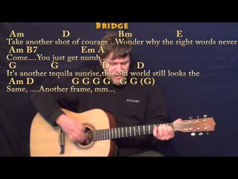 tequila-sunrise-(eagles)-strum-guitar-cover-lesson-with-chords/lyrics