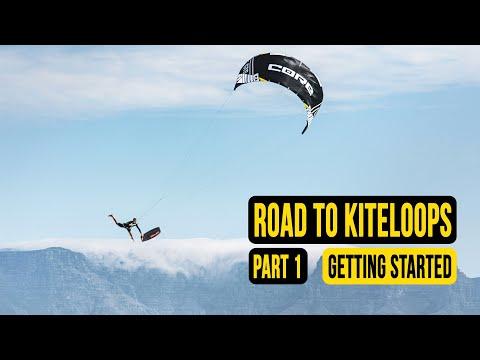 Road to Kiteloops