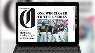 What is The Oregonian's digital edition?