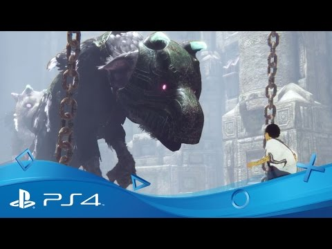 The Last Guardian | Discover the Legend - Gameplay Trailer | PS4