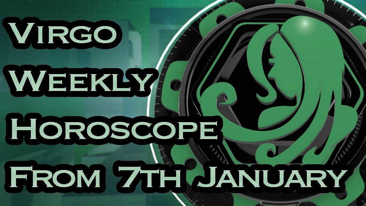 virgo weekly horoscope 4 january
