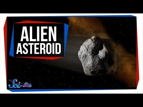 An Asteroid Visited Us From Outside the Solar System!