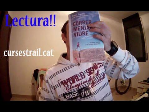 Review Correr, comer, vivir. Scott Jurek - YouTube