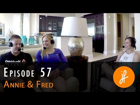 Annie Thorisdottir and Fred Aegidius on Team Work and Individual Performance - PH57