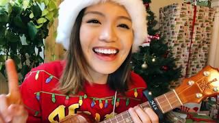 all i want for christmas is you (ukulele / karimba cover)
