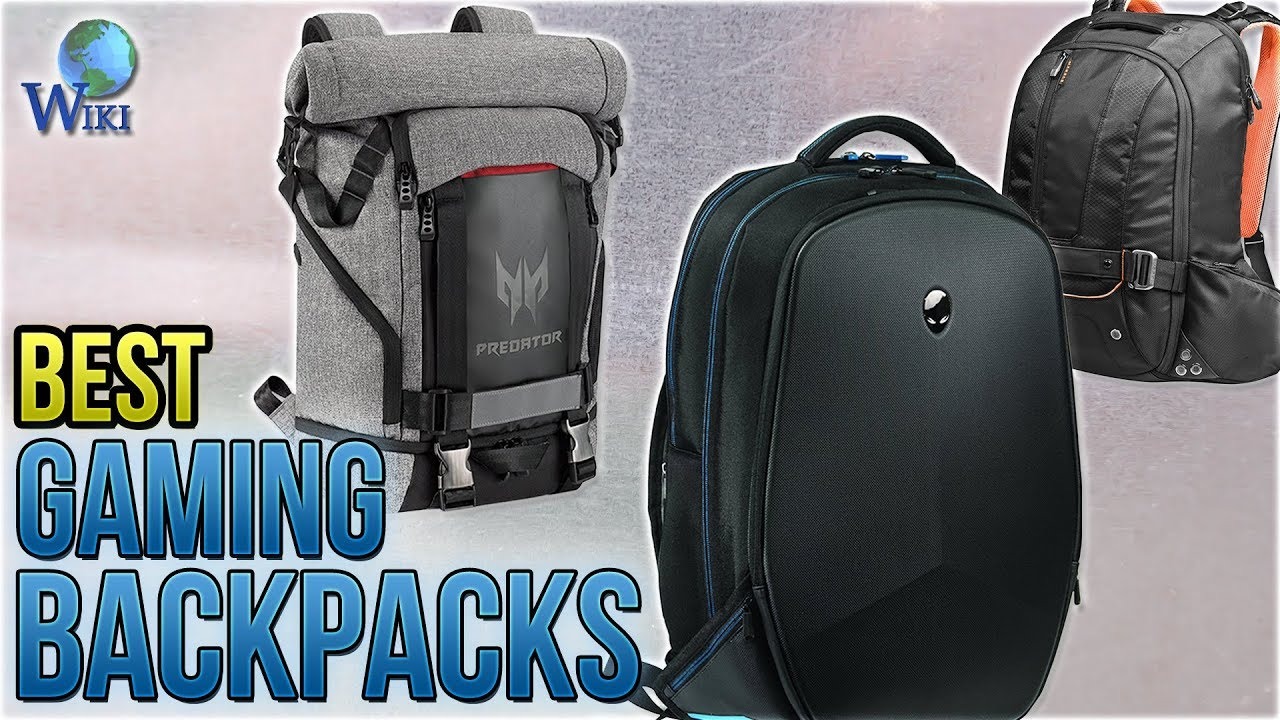 10 Best Gaming Backpacks 2018 - YouTube ecdca4cd6a8cb