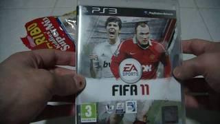 FIFA 11 - Unboxing (PS3)
