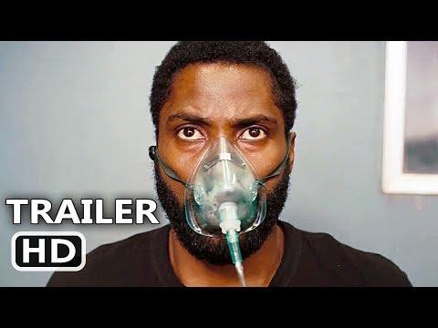 TENET Trailer (2020) Robert Pattinson, Christopher Nolan Movie