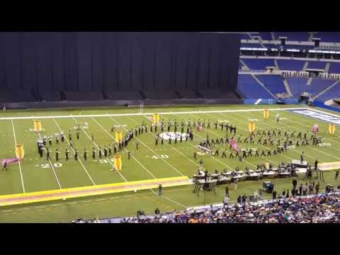 Columbus North High School Marching Band, State Finals
