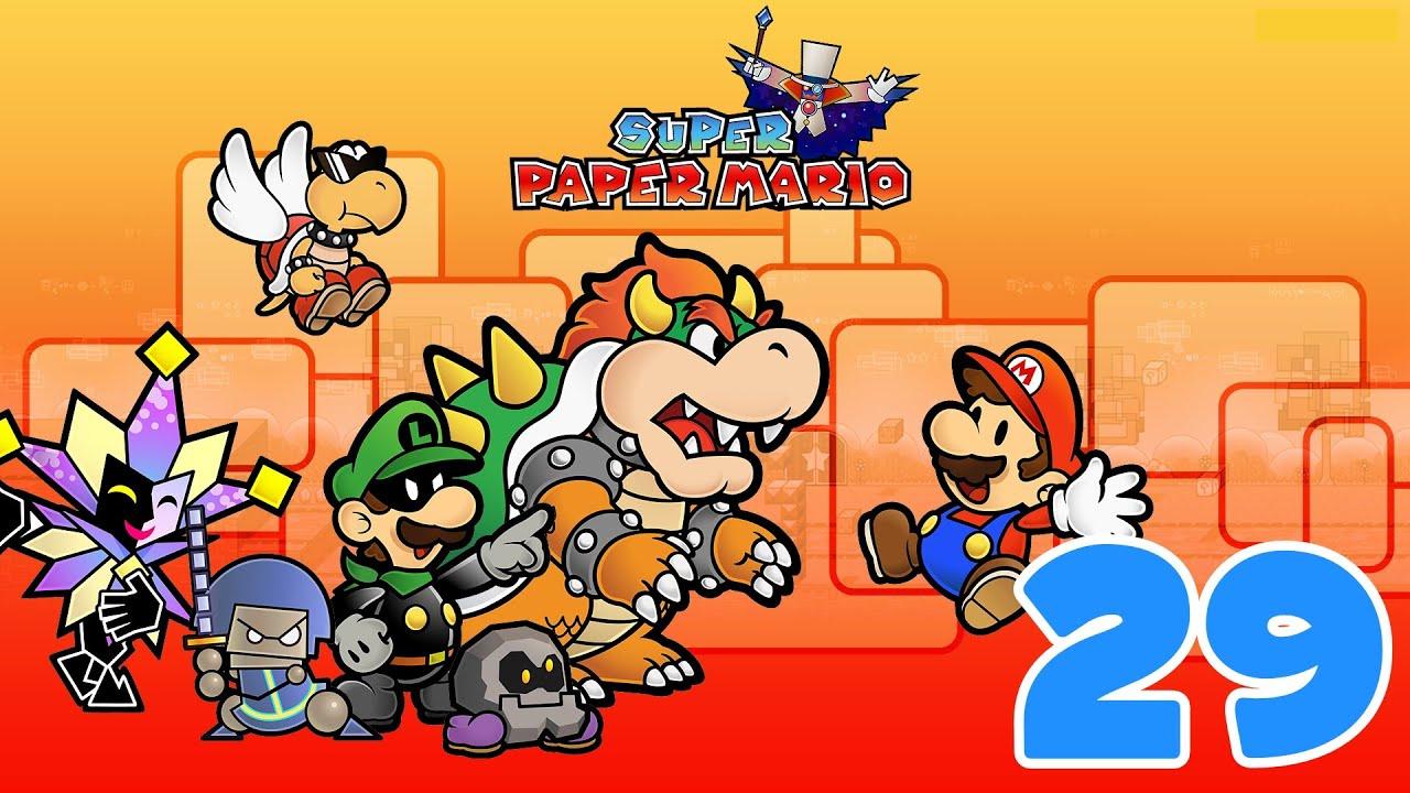 Super Paper Mario ITA 29