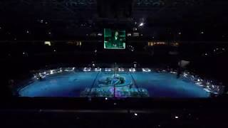 Проекционное шоу на льду | Открытие сезона московского «Динамо»