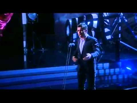 Joe Mcelderry sings Nessun Dorma - Popstar to Operastar Final 2011