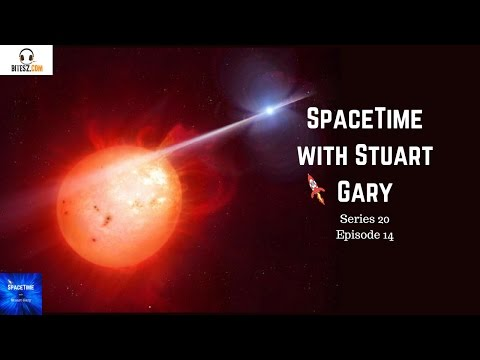 Mysterious white dwarf pulsar discovered - SpaceTime with Stuart Gary S20E14