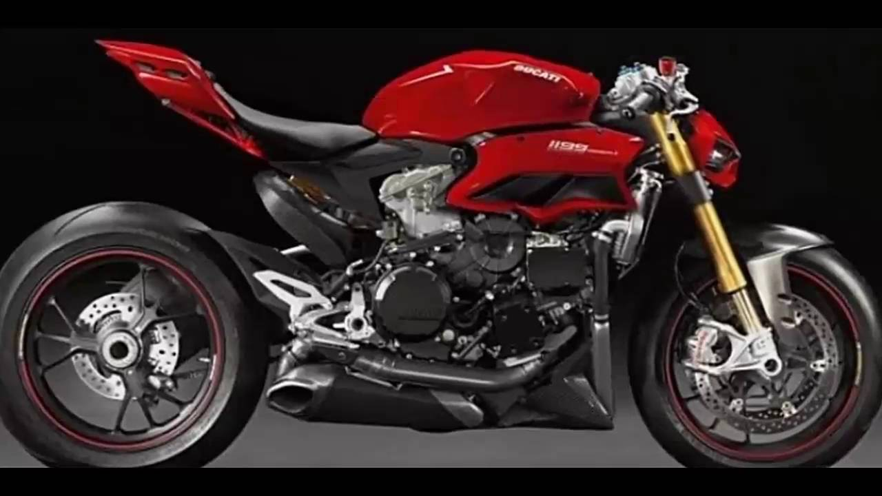 2017 ducati streetfighter review - youtube