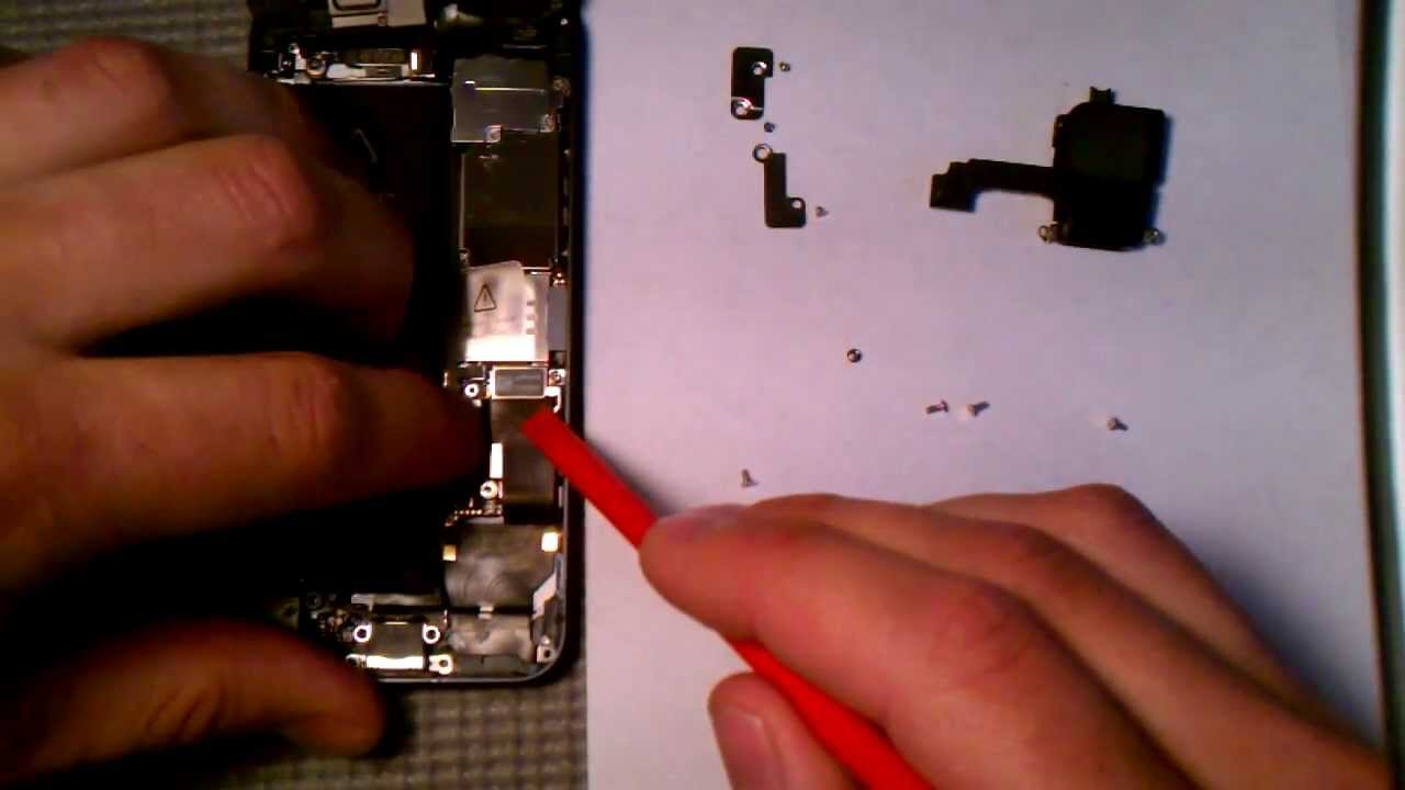 how to fix the iphone 5 charging port in 5 minutes [ 1280 x 720 Pixel ]