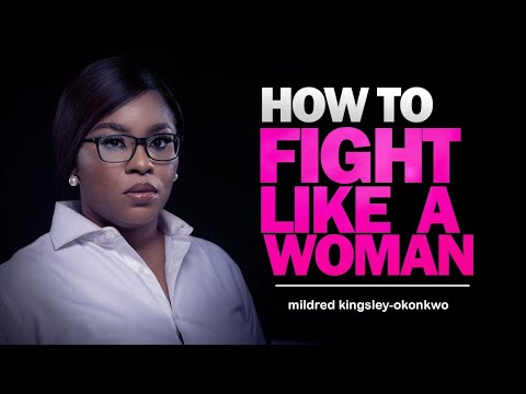 Download How To Fight Like A Woman | mildred kingsley-okonkwo