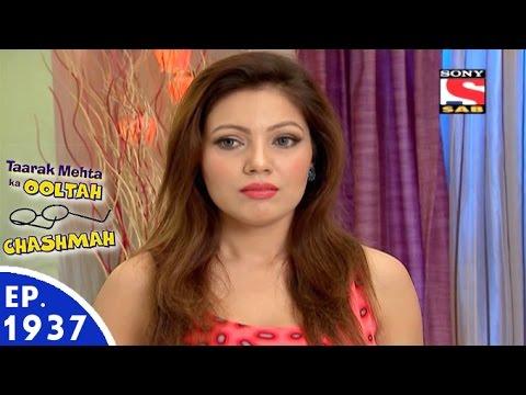 Taarak Mehta Ka Ooltah Chashmah - तारक मेहता - Episode 1937 - 16th May, 2016
