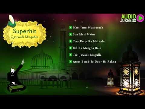 Nonstop Superhit Qawwali Muqabla | Muqabala-E-Qawwali | Tasleem Arif, Teena Parveen | Jukebox