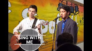 Zad's Performance in Spotlight | Commack High School | Zad AT