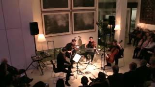Shostakovich - String Quartet No.3  (III mvt) - Ergon Ensemble