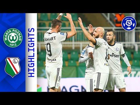 Warta Legia Goals And Highlights