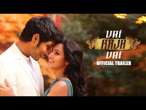 Vai Raja Vai Official Trailer   Gautham Karthik, Priya Anand