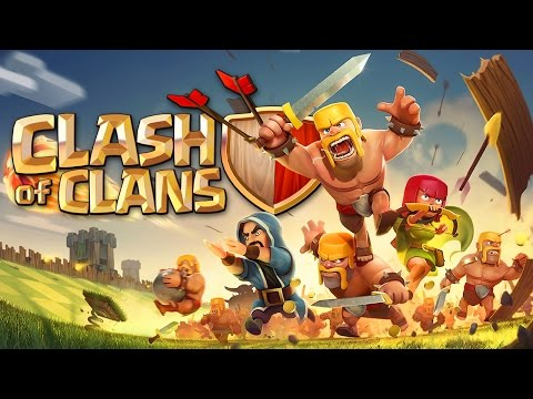 Clash of Clans: Cutting down trees and bushes