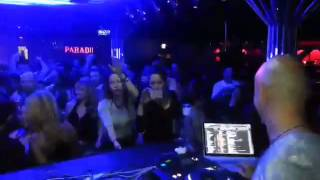 dj Del Horno at Muniak party _ Mallorca (Spain)