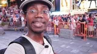 Ran Away To New York City #Vlog