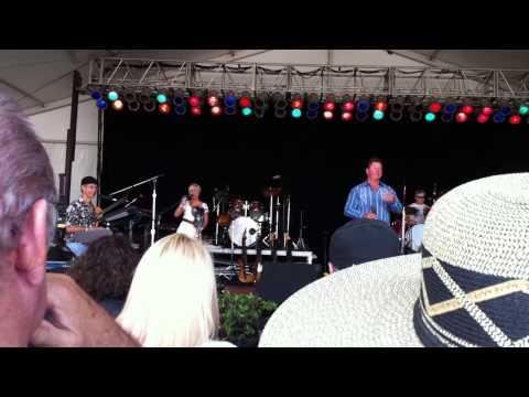 Dennis Lee At the Florida State Fair.