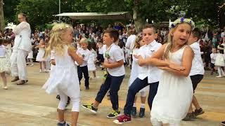 Jugendfest Brugg 2018 - Kindergartentänze