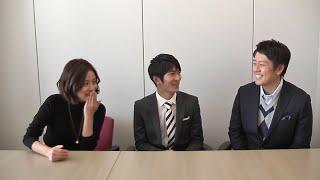 【前編】きたる3月は卒業シーズン。徳島アナ、安村アナ、伊藤遼アナはど...