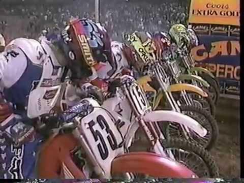 1990 Anaheim Supercross