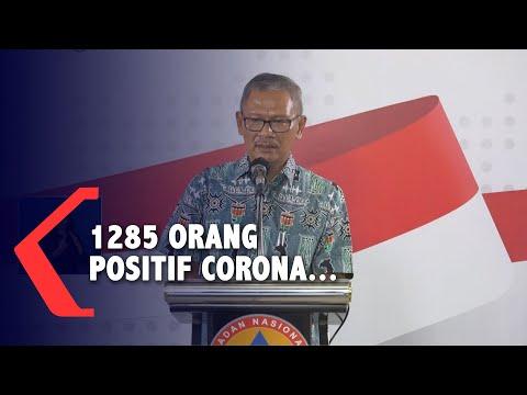 [Terkini] Achmad Yurianto Sampaikan Update Corona di Indonesia