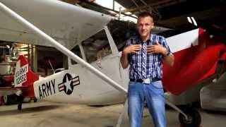 Landing tipps for the Cessna L19 O-1 Bird dog Taildragger, .... Landing BASICS !!! Hope you like it