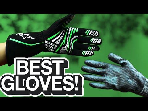 Best Go Karting Gloves For Beginners!