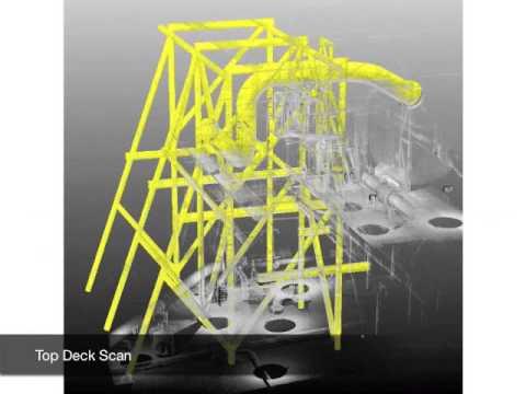 3D Marine Scanning