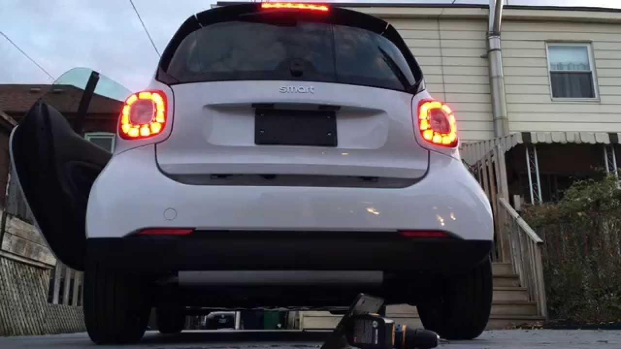 Smart Fortwo Driving Lights