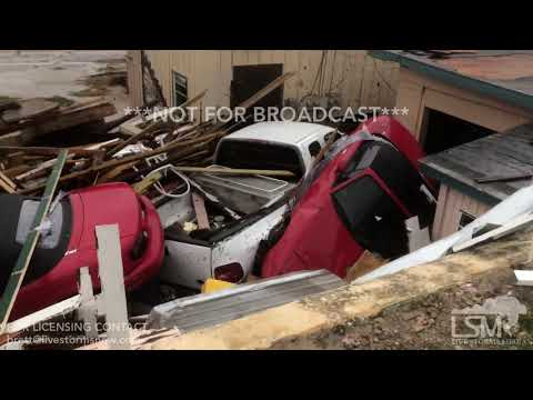 10-10-18 Mexico Beach, Florida - Hurricane Michael Eyewall - Devastation