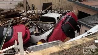 10-10-18 Mexico Beach, Florida - Hurricane Michael Eyewall - Devastation