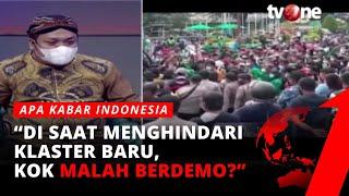 PPKM Lv. 4 Didemo Masyarakat! DPR F-PDIP: Kritik Dengan Demo Kurang Waras | AKIM tvOne