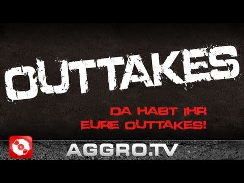 OUTTAKES 'RAP CITY BERLIN DVD2' (OFFICIAL HD VERSION AGGROTV)