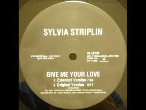 Sylvia Striplin - Give Me Your Love (Extended Version)