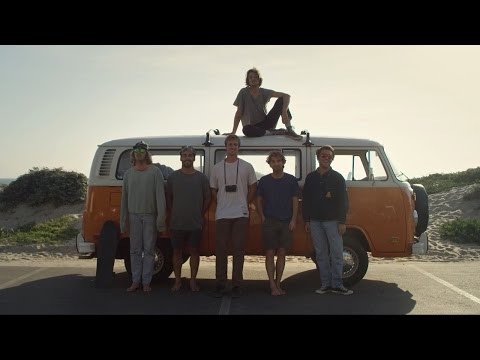 North to South •• A surf trip down the California Coast •• F