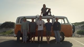 North to South •• A surf trip down the California Coast •• Full Film